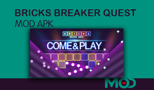 bricks breaker quest mod apk