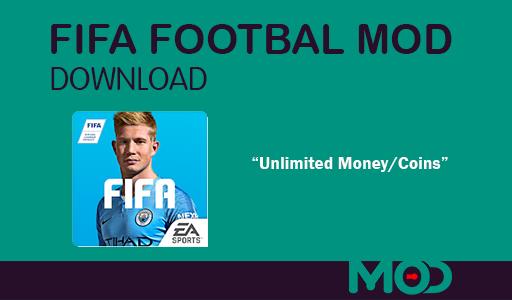 fifa footbal apk + mod