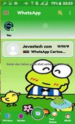 whatsapp keropi