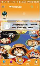 whatsapp one piece
