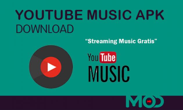 youtube music apk