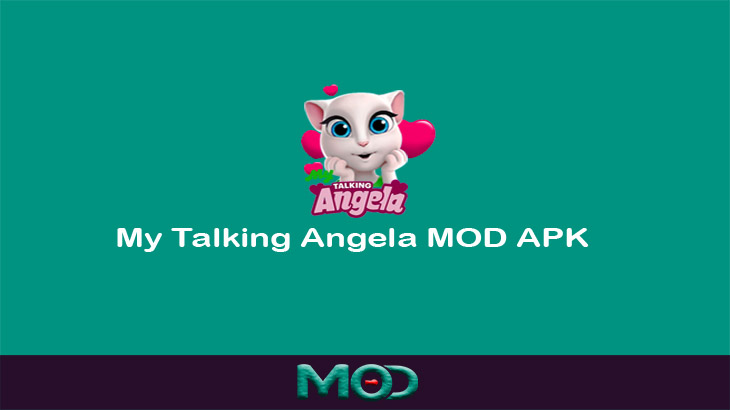 My Talking Angela MOD APK