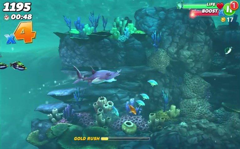 hungry shark apk