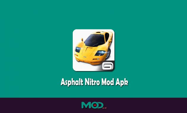 Asphalt Nitro Mod Apk
