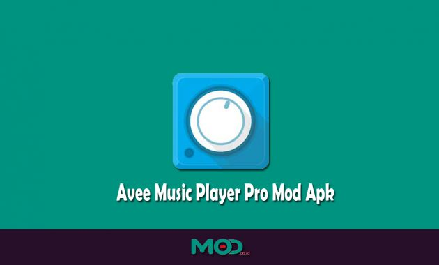 Avee Music Player Pro Mod Apk
