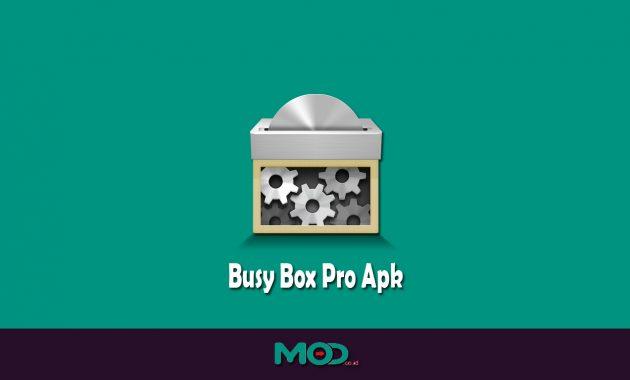 Busy Box Pro Apk