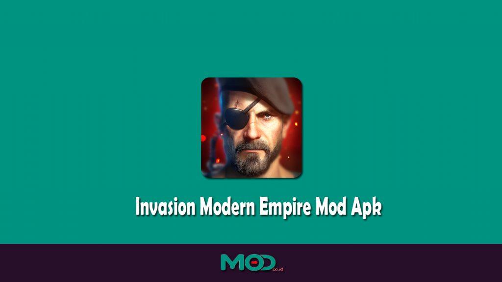 Invasion Modern Empire Mod Apk