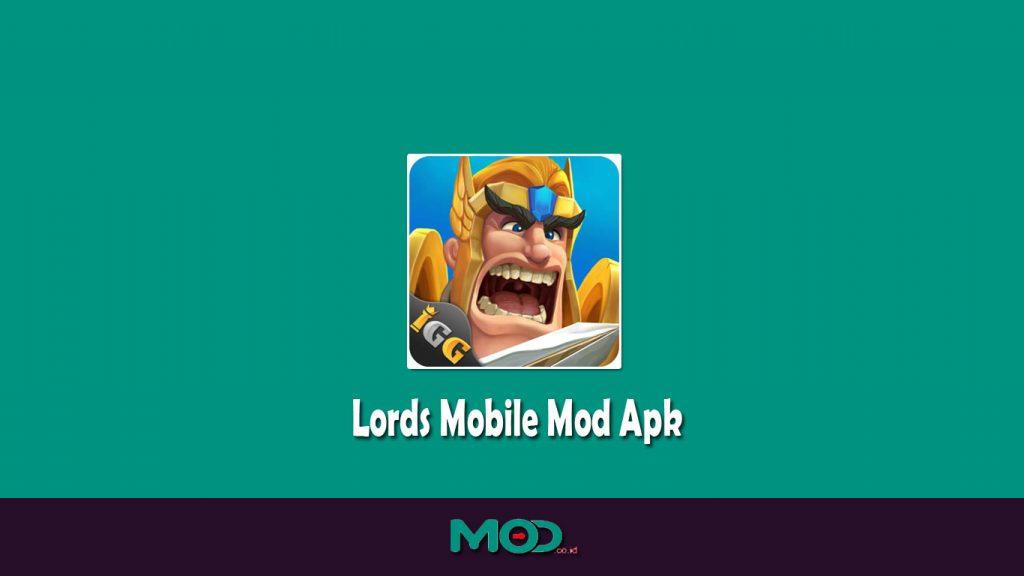 Lords Mobile Mod Apk
