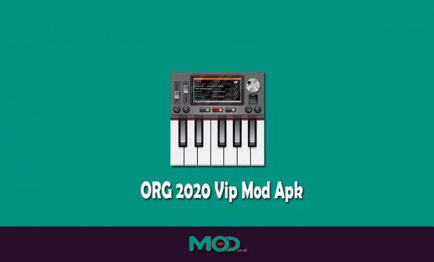 ORG 2020 Vip Mod Apk