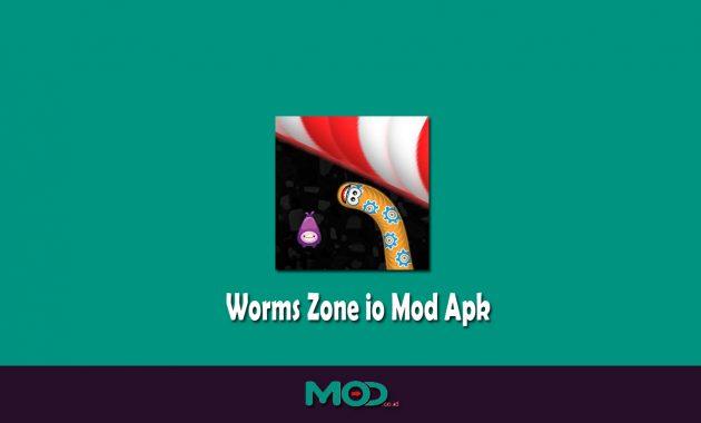 Worms Zone io Mod Apk