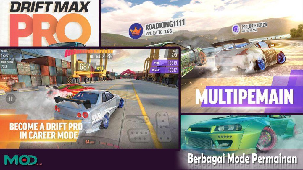 Drift Max Pro Mod Apk