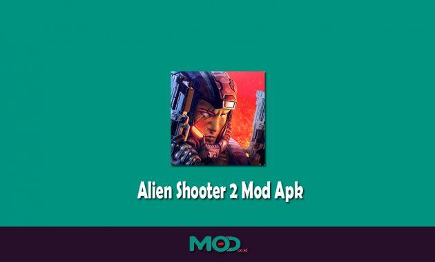 Alien Shooter 2 Mod Apk
