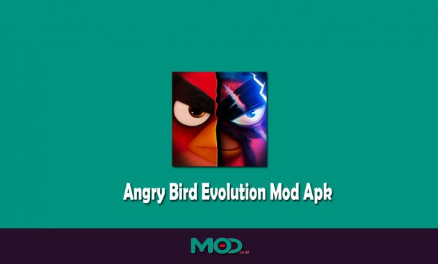 Angry Bird Evolution Mod Apk