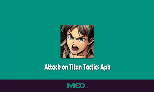 Attack on Titan Tactics Apk