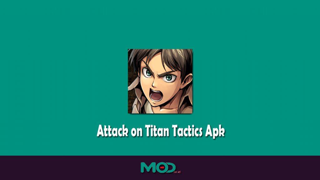 Attack on Titan Tactics Apk