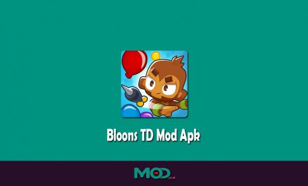 Bloons TD Mod Apk