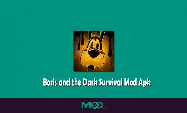 Boris and the Dark Survival mod apk