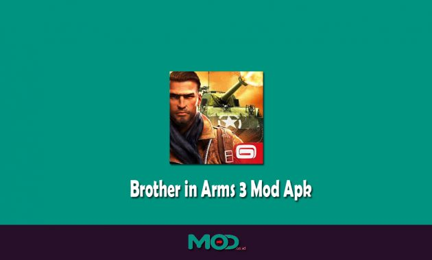 Brother in Arms 3 Mod Apk