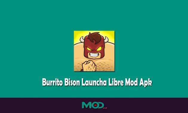 Burrito Bison Launcha Libre Mod Apk
