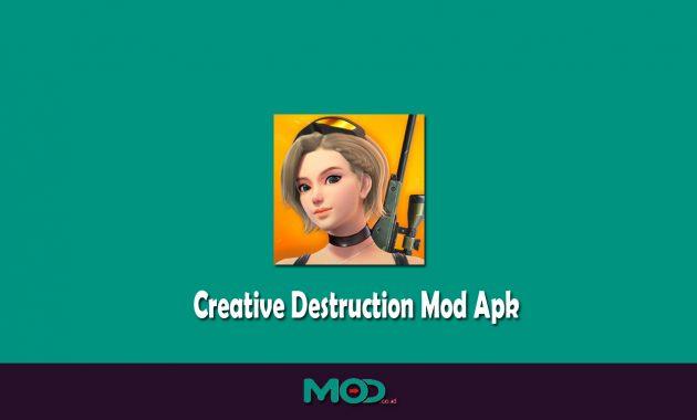 Creative Destruction Mod Apk