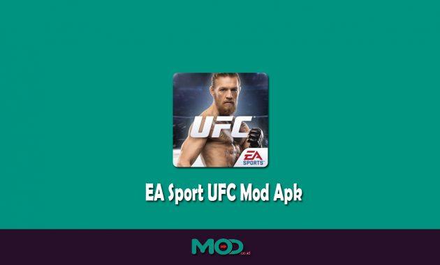 EA Sport UFC Mod Apk