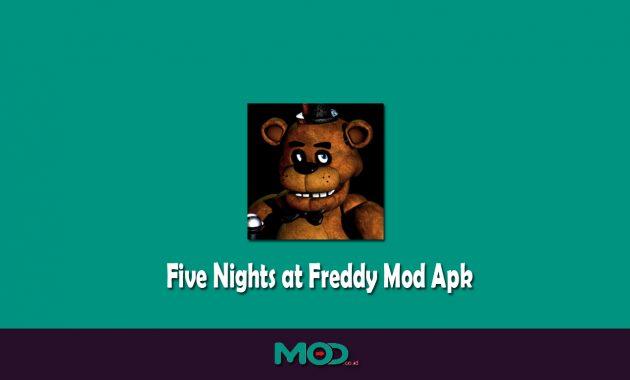 Five Nights at Freddy Mod Apk
