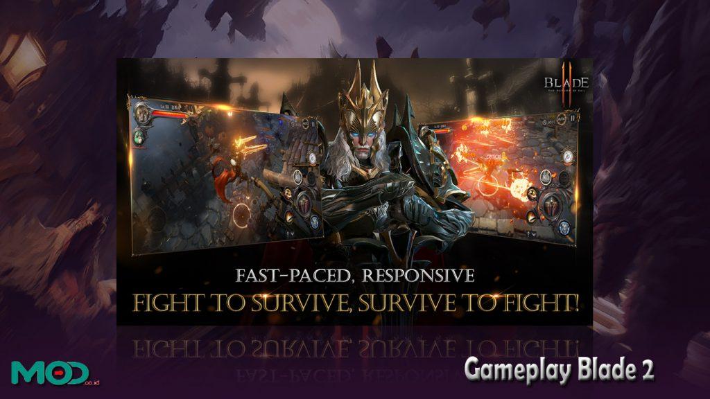 Gameplay Blade 2
