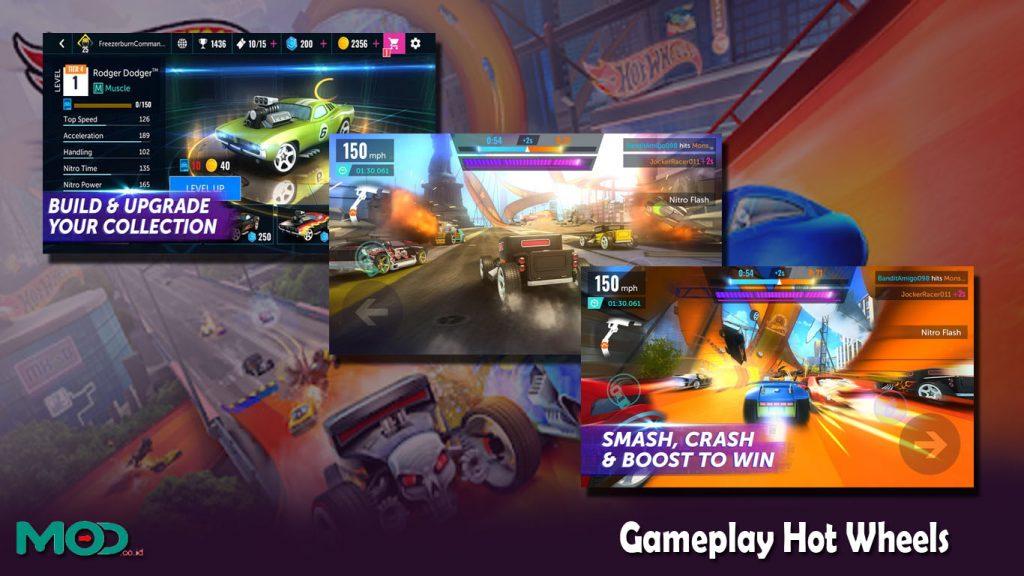 Gameplay Hot Wheels