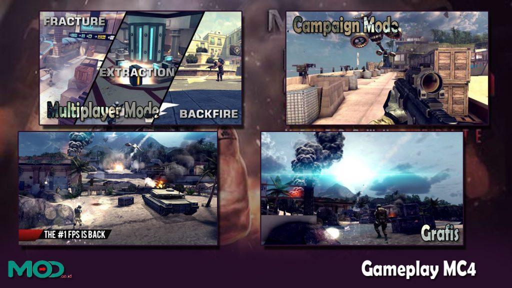 Gameplay MC4