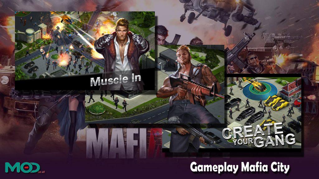 Gameplay Mafia City