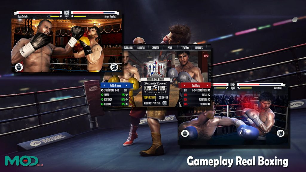 Gameplay Real Boxing