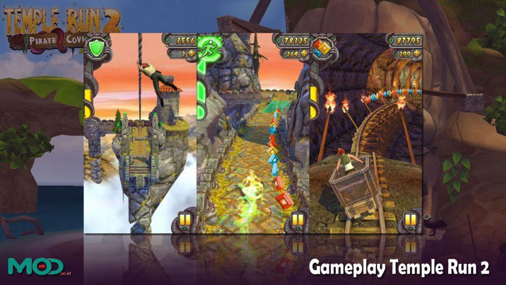 Gameplay Temple Run 2