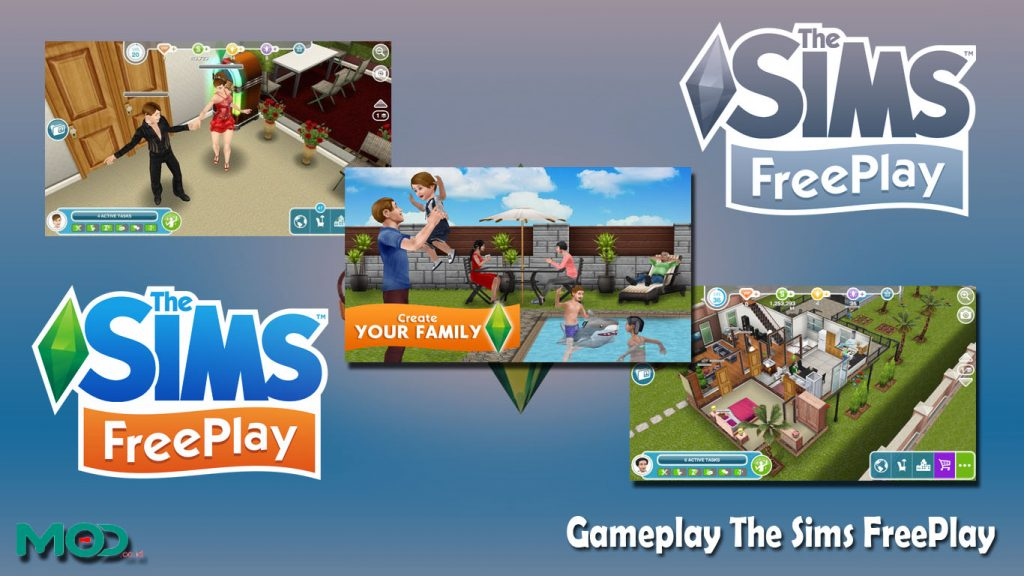 Gameplay The Sims FreePlay