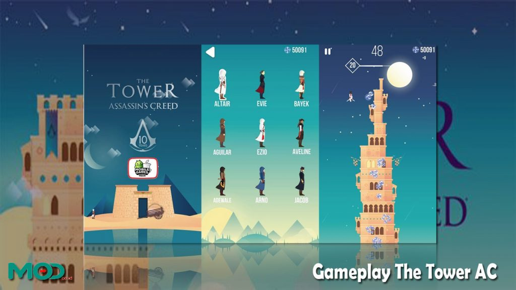 Gameplay The Tower AC