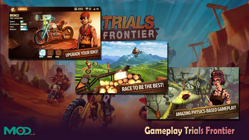 Gameplay Trials Frontier
