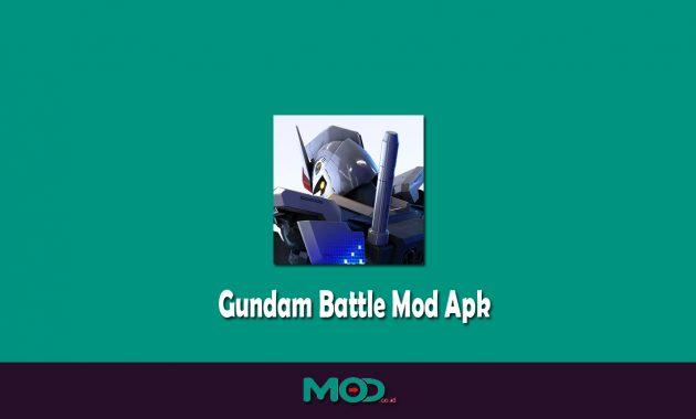 Gundam Battle Mod Apk
