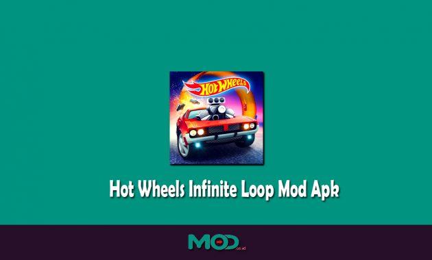 Hot Wheels Infinite Loop Mod Apk