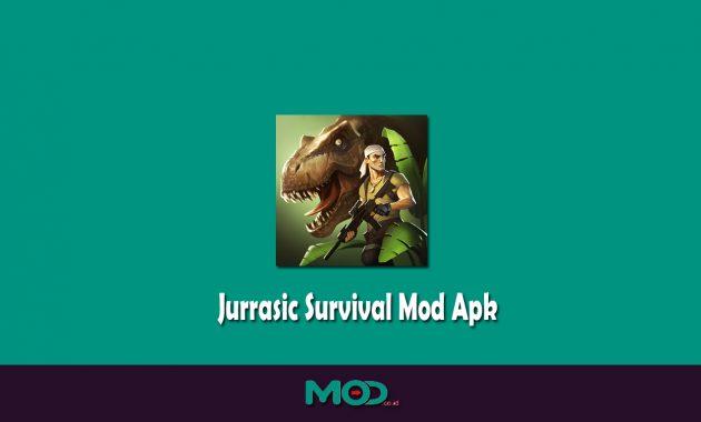Jurrasic Survival Mod Apk