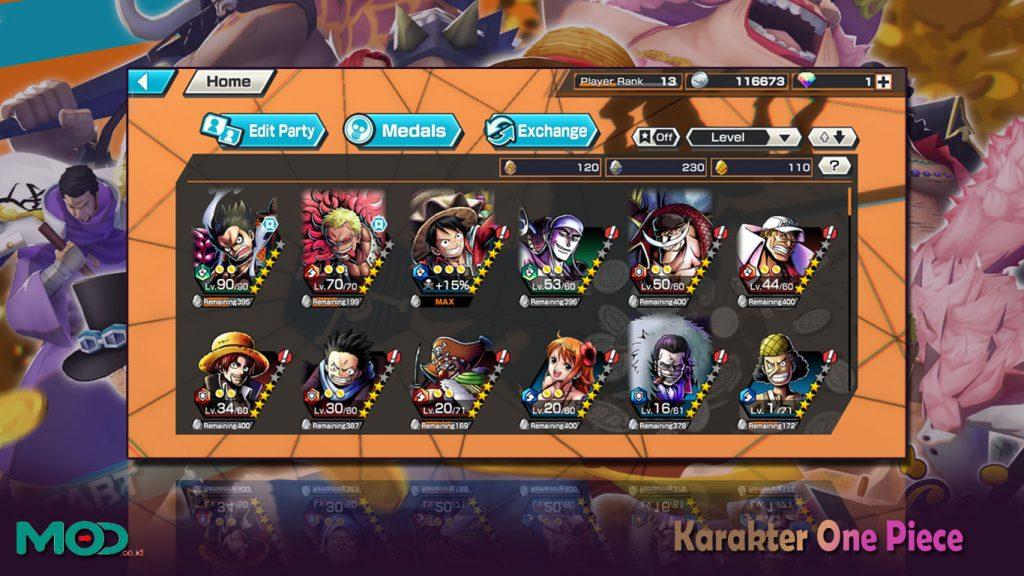 Karakter One Piece