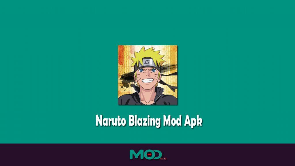 Naruto Blazing Mod Apk