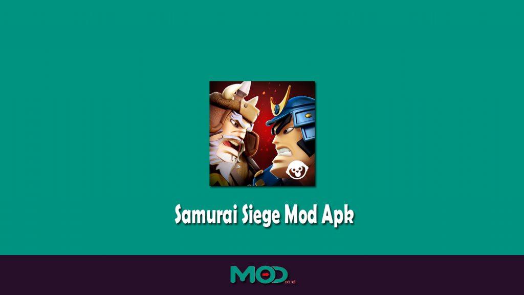 Samurai Siege Mod Apk