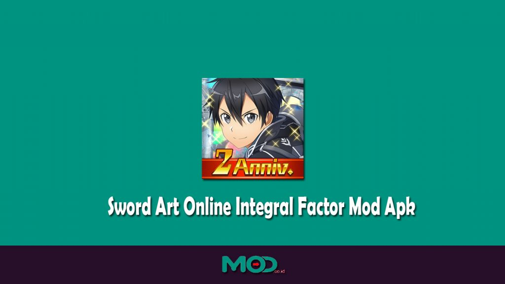 Sword Art Online Integral Factor Mod Apk
