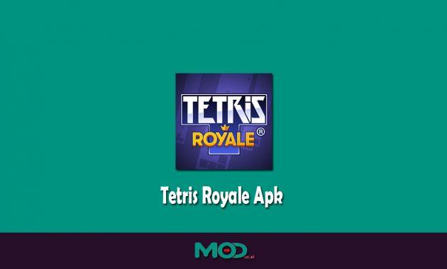 Tetris Royale Apk
