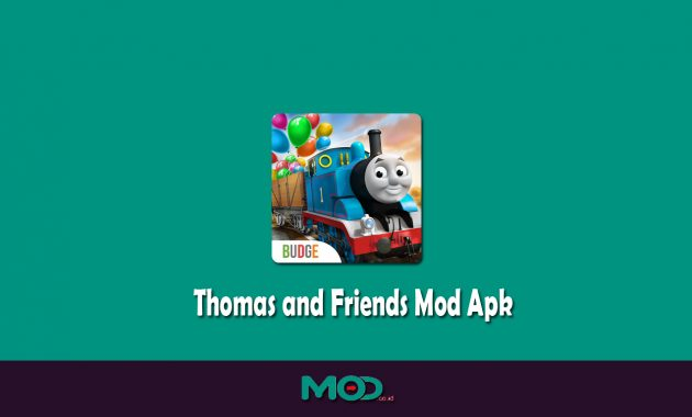 Thomas and Friends Mod Apk