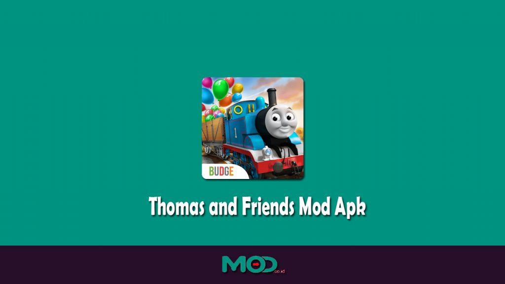 Thomas and Friends Mod Apk