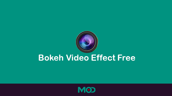 bokeh video effect free