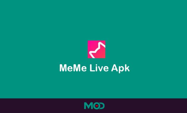 meme live apk mod pro