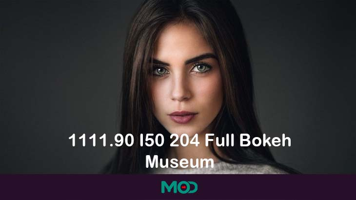 1111.90 I50 204 Full Bokeh