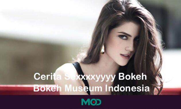 Cerita Sexxxxyyyy Bokeh Museum Indonesia