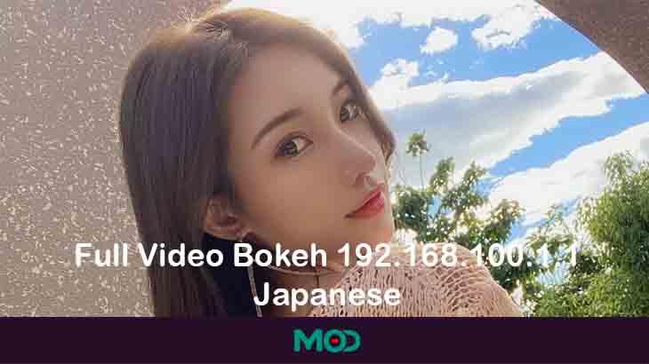 Full Video Bokeh 192.168.100.1